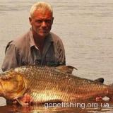 Джером Уейд зловив Голіафа - рибу, яку бояться навіть крокодили
