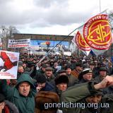 Масові мітинги рибалок проти платної риболовлі в Росії