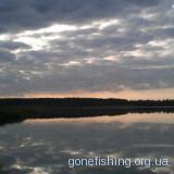 Схід сонця на Оселі 14.09.2011