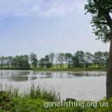 Озера в селі Гаї