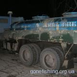 В Запорізькій області провели зариблення Каховського водосховища