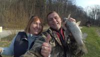 За весенним карасем - ЛОВЛЯ КАРАСЯ ВЕСНОЙ по открытой воде 2019