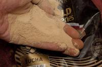 Пісок - відмінний вибір для зимової підгодівлі
