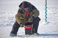Ловля риби в січні
