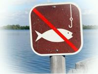 заборона на ловлю риби