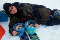 одяг для зимової рибалки