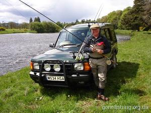 Поговоримо про автомобіль для рибалки
