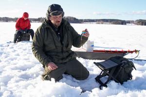 Ловля риби у грудні