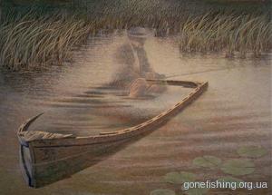 Маскування на риболовлі