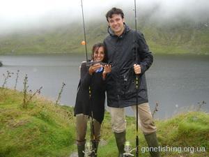 Особливості ловлі риби в серпні