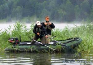 Рибальський інстинкт