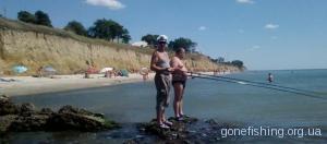 Риболовля на морі