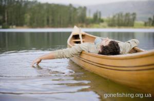 Як ловити рибу в спеку