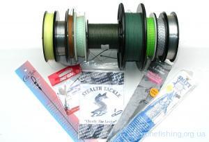 Моножилка, плетений шнур або флюорокарбон: розтяжність і еластичність