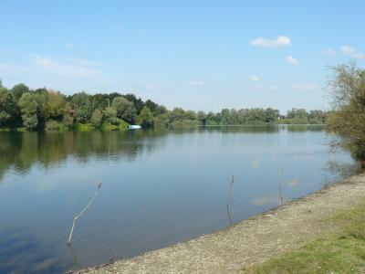 озеро с. Міжріччя